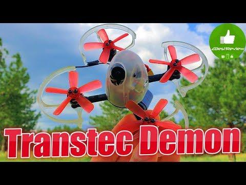 ✔ Transtec Demon (T-MOTOR FALCON 15) Мощный вуп для соревнований!