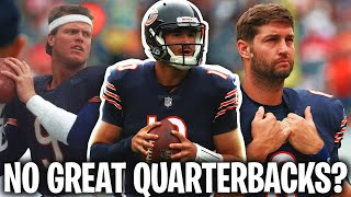 The REAL REASON the Chicago Bears Never Have GREAT QBs
