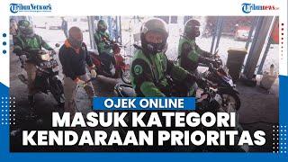 Ojek Online di Jakarta Masuk Kategori Prioritas, Bisa Melintasi Pos Penyekatan PPKM Darurat