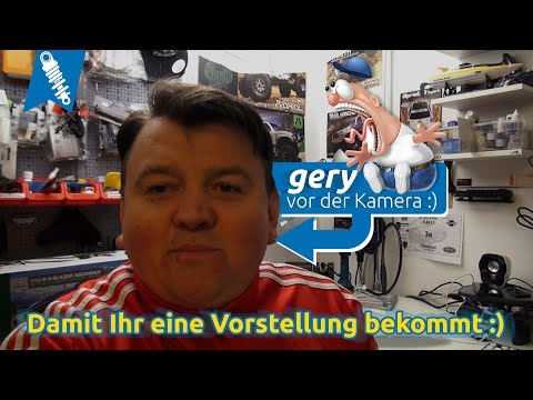 Gery's Modellbau Blog – Blick hinter die Kulissen