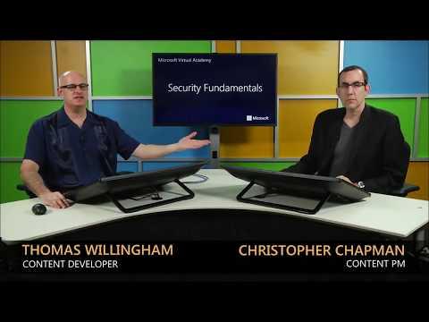 MTA 98-367 - Security Fundamentals 03 - Understanding Network ...