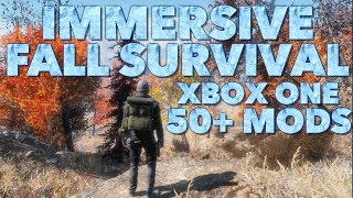 Fallout 4 Mods: Boston Natural Surroundings - Самые лучшие видео