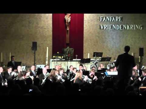 Bevrijdingsconcert Fanfare Vriendenkring Overloon