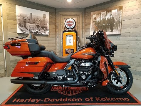 2020 Harley-Davidson Ultra Limited in Kokomo, Indiana - Video 1