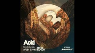 Acki - Arid Zone (Original Mix)