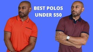10 Best Affordable Polo Shirts 2020