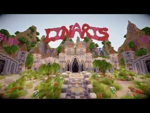 Lobby hub by team Antarya Minecraft Project