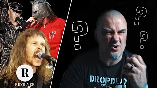 Who Is the Greatest Metal Vocalist of All Time? | Rockers React
