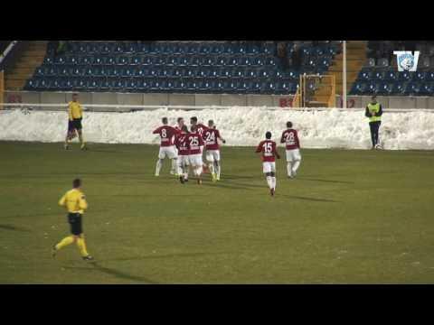 Skrót meczu Wigry Suwałki - Stomil Olsztyn 2:1