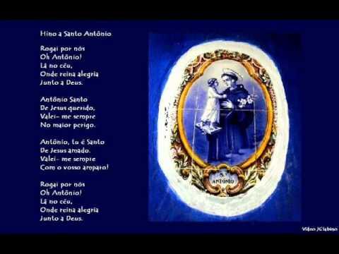 Ouvir Hino de Santo Antônio