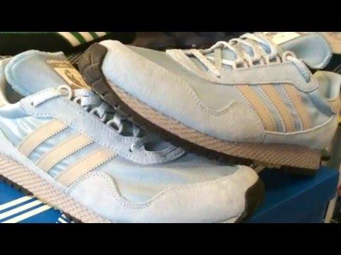 Adidas New York SPZL Carlos (unboxing & on foot)