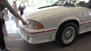 1988 Ford Mustang GT 5.0 Convertible **SOLD** - Video Test Drive with Chris Moran - Supercar Network