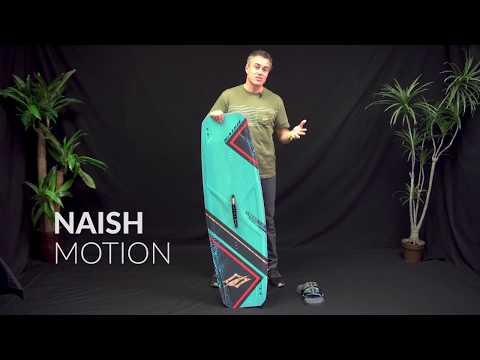2018 Naish Motion Kiteboard Review