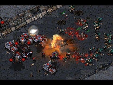 EPIC FME - HamburgerSasu (Z) v LuckYback (T) on Pokerface - StarCraft  - Brood War REMASTERED