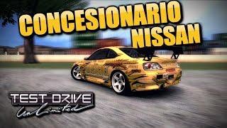 Test Drive Unlimited Platinum   Me Compro Un Nissan Y Lo Modifico