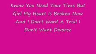 So Much To Say - Elijah Skye ft Chris Ray Lyrics
