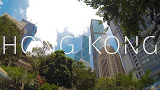 One Year as Exchange Student in Hong Kong