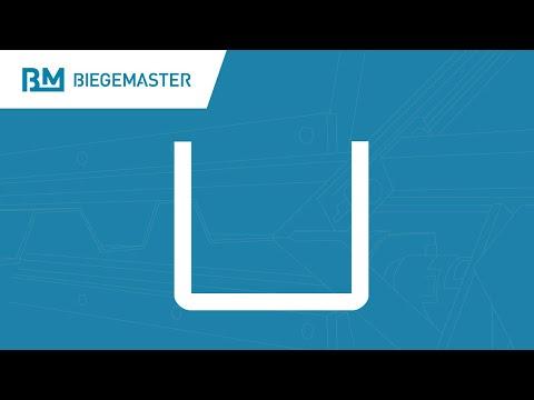 Biegemaster U-Profil