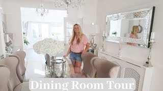 Dining Room Tour 2018 Toni Interior