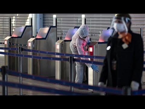 Παρίσι: Νέα εποχή με αυστηρά μέτρα για το «Σαρλ Ντε Γκωλ»…