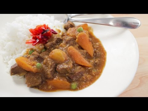 Japanese Curry Recipe from Scratch | Asian Recipes