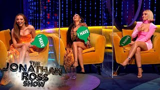 Little Mix Play Never Have I Ever   The Jonathan Ross Show