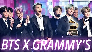 How to vote for BTS in Grammy's : Grammy's voting process Explained