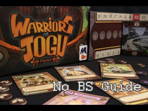 How to Play Warriors of Jogu - No BS Guide