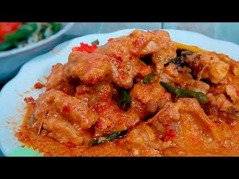 Video Resep Ayam Bumbu Rujak