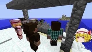【minecraft】銃と少女と冒険譚 Part22