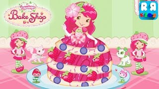 Baking Princess Cake - Strawberry Shortcake Bake Shop - Best Cooking Apps for Kids - Part 7