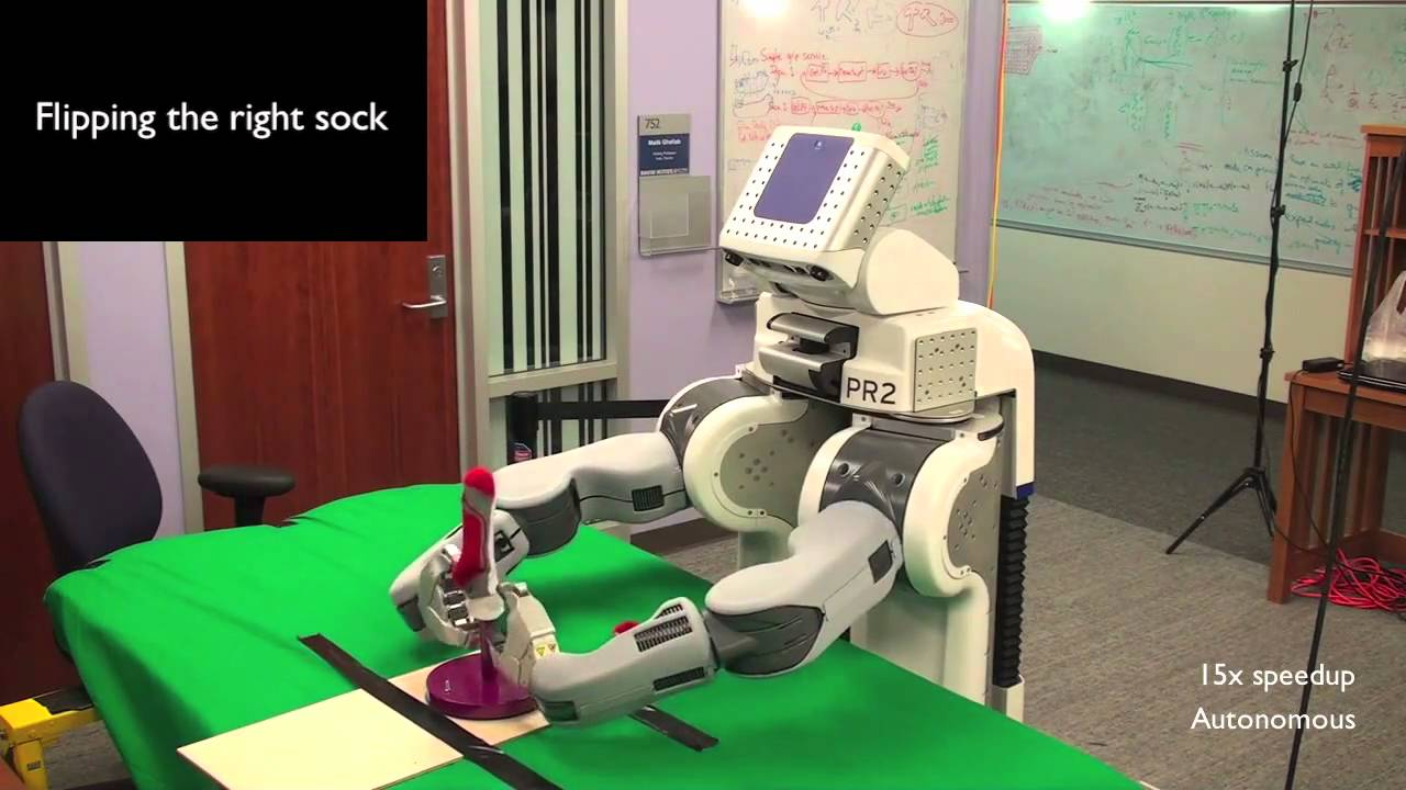 This Robot Will Help You Put On Condoms While Folding Your Socks