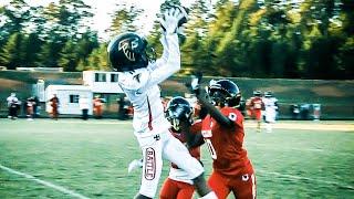 🔥 11U Falcons United vs East Metro Steelers Youth Football