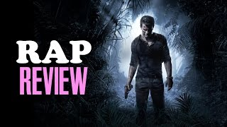 Uncharted 4 // RAP REVIEW