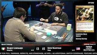 Pro Tour Fate Reforged Round 7 (Modern): Lee Shi Tian vs. Makihito Mihara