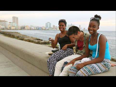 Секс туризм на кубинские деревни