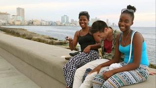Где заняться любовью на Кубе. Скамейка любви. Куба. Гавана. Малекон. Malecón. Cuba. Havana