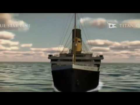 Titanic Terá Réplica Viagem de 4 Anos