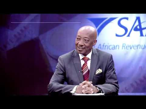 ANN7 exclusive interview with SARS commissioner Tom Moyane
