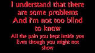 Sorry, Blame It On Me - Akon (Lyrics)