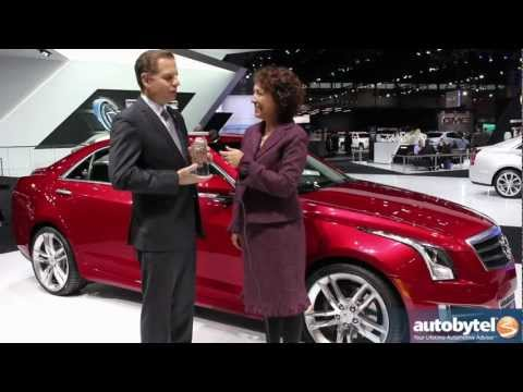Cadillac ATS Wins Autobytel's Luxury Car of the Year