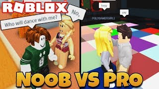 Roblox Noob Vs Pro Social Experiment Minecraftvideos Tv