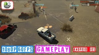 Tacticool! Brand New Fast 5vs5 Multiplayer Shooter Gameplay 1080p 60fps