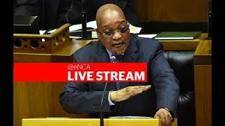 LIVE: President Jacob Zuma Will Answer Questions In Parliament