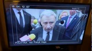 Patryk Vega pokazał Kaczyńskiego w swoim filmie!