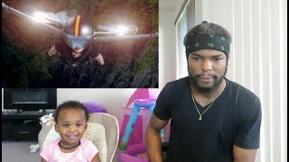 Kim Possible Trailer Reaction!! W/ My 1 year old