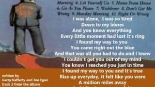 Stealers Wheel - Found My Way To You ( + lyrics 1975)