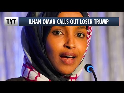 Ilhan Omar PERFECTLY Sums Up Trump's Election Day Loss