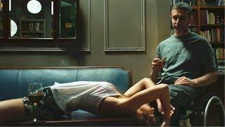 西班牙悬疑电影,女租客执意住进瘫痪男人的房子,迎来的是一场阴谋,惊悚电影《隧道尽头》