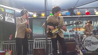 Bad Boy- Beatles-Hard Day's Night tribute